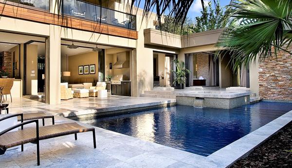 Waterline Pools & Spas – Custom Pool and Spa Design