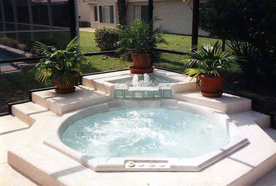 acrylic pools residential waterline pools spas